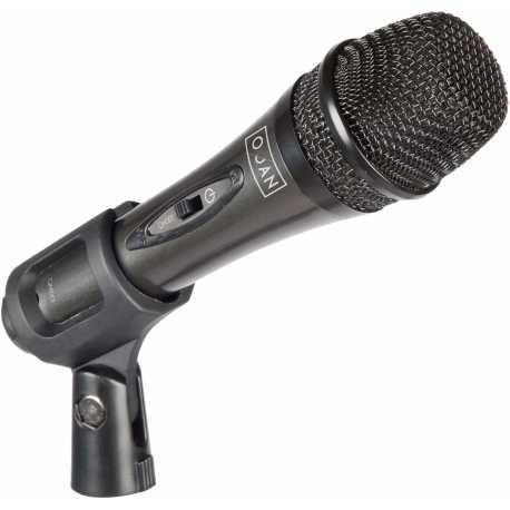 Microfono a filo QMD01 Basiq
