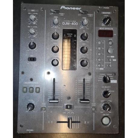 Mixer Pioneer DJM 4002 canali con effetti, funzionante in tutte le sue parti.Possibilità di ritiro in negozio o spedizione compr