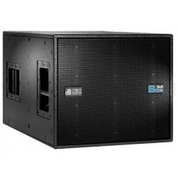 SUBWOOFER ATTIVO 15 1000WIl DVA S09 é equipaggiato con il modulo amplificatore digipro 1000, dotato di alimentatore switching e