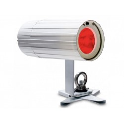 Dynamica Showtec - Barra Effetto Led, Raggio UV, Laser Verde e Rosso e strobo a LED