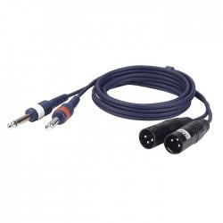 Padiglioni di ricambio  Sennheiser HD 25, HD-25SP, AKG K518,K81 Earpad - Colore Verde Cactus