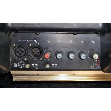 Ricambio Fatty Knob  Chroma Caps Neon Orange