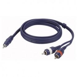 Traktor Scratch A10 Sistema Completo Timecode Scheda Audio,Alimentatore, Programma, Timecode Vinili & CD, Cavi Rca