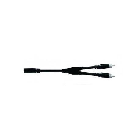 Radiomicrofono WF-D-290 Soundsation doppio  wireless con gelato e archetto
