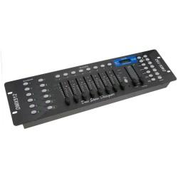 Mini Testa mobile 30W DMX 512 -5 luci con gobos