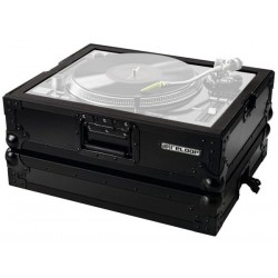 Reloop Turntable Case Black - Fligcase per Giradischi